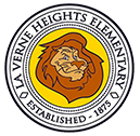 La Verne Heights Elementary School Logo